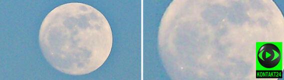 Tej nocy pełnia i efektowna koniunkcja. Różowy Księżyc spotka Saturna