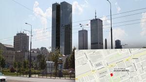 """""""Mamy dość niszczenia Warszawy"""". Awantura o kościelny wieżowiec"""