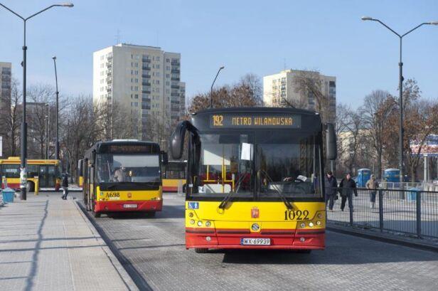 Pętla autobusowa na Dworcu Południowym ZTM