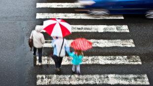 Prognoza pogody na jutro: przelotne deszcze  w niemal całym kraju