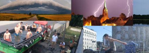 """Basen na kółkach, """"parawaning"""", rekordowe upały. Lato 2015 - przeżyjmy je jeszcze raz"""