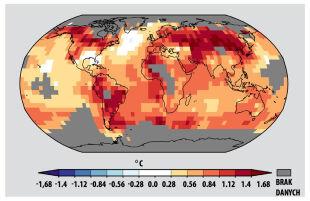 """Synoptycy z zakazem omawiania zmian klimatu. """"Nie mają odpowiedniego wykształcenia"""""""