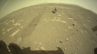 Ingenuity wylądował na Marsie. Wielkimi krokami zbliża się jego próbny lot