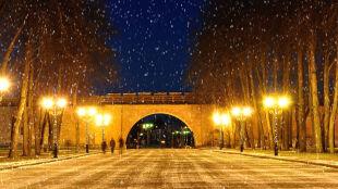 Niebezpiecznie na południu. Intensywne opady śniegu i oblodzenia