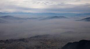 Zanieczyszczone powietrze w Nepalu