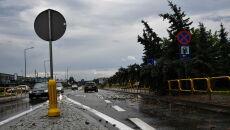 Niebezpieczna pogoda (PAP/Andrzej Lange)
