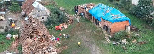 Gwałtowne burze nad Polską. Ofiara śmiertelna, niemal 600 interwencji