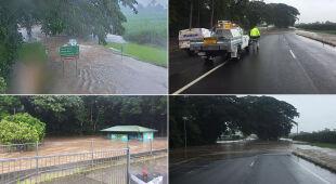 Cyklon Trevor uderzył w Australię