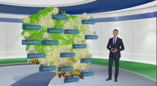 Prognoza pogody na poniedziałek 19.04