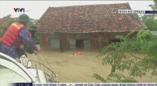 Powodzie i ewakuacje przed kolejnym żywiołem w Wietnamie